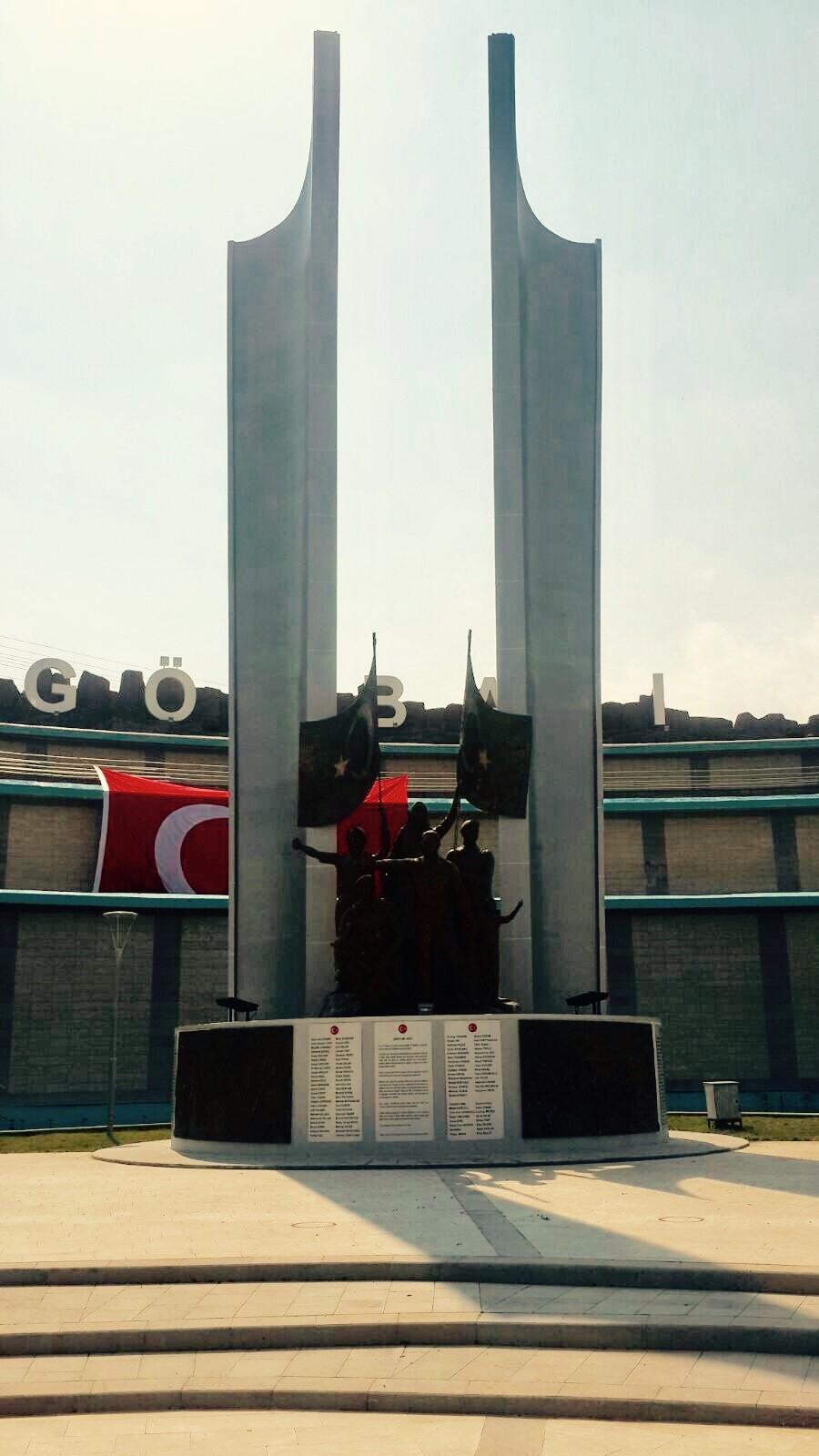 Gölbaşı 15 Temmuz Anıtı