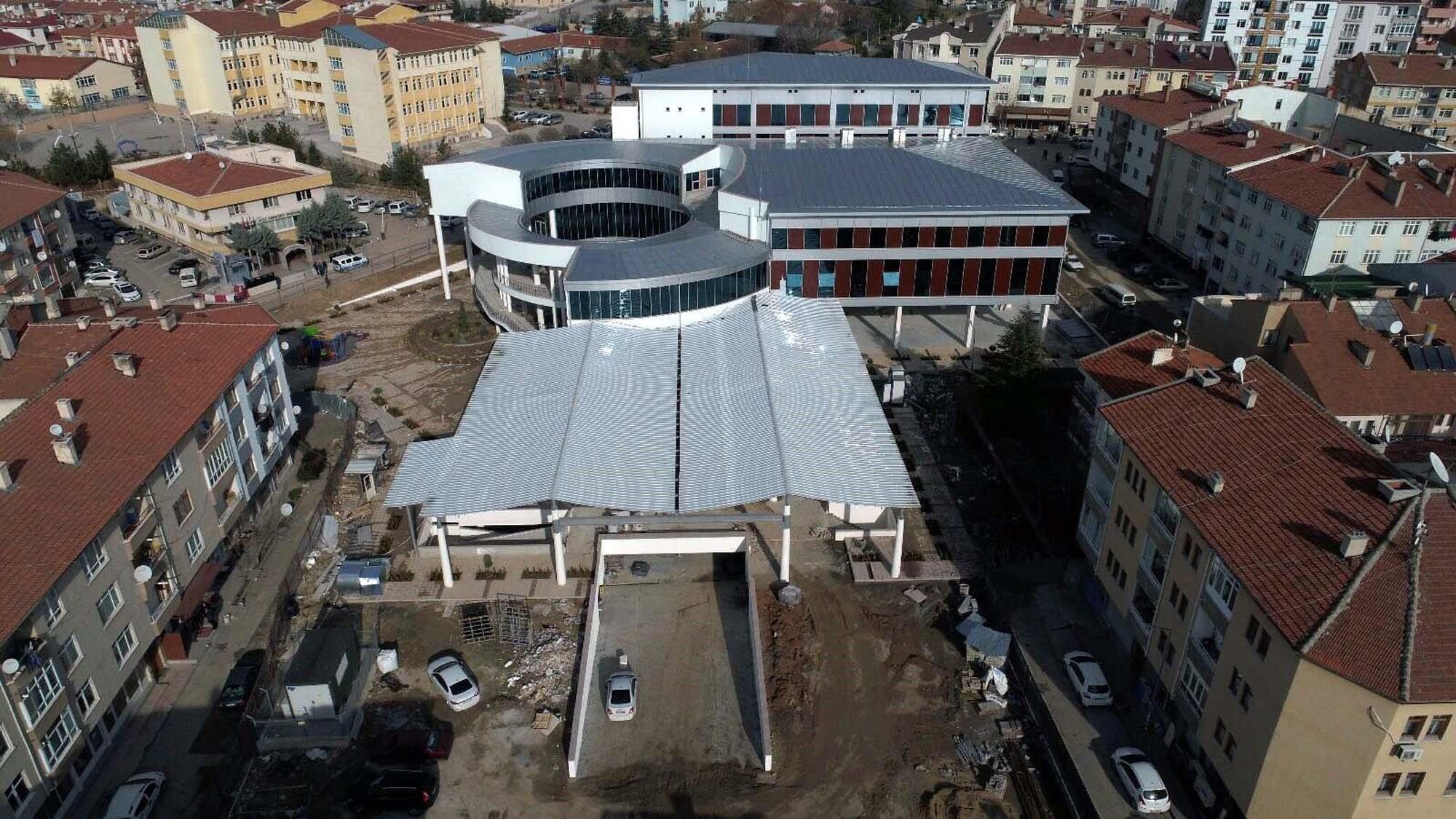 Gölbaşı Beleditesi Kültür Merkezi 1