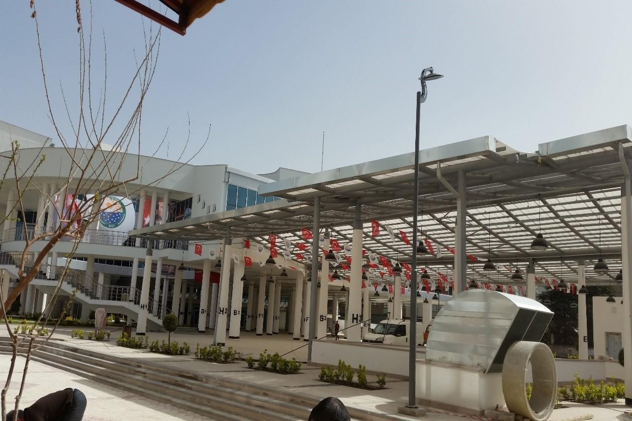 Gölbaşı Beleditesi Kültür Merkezi 3